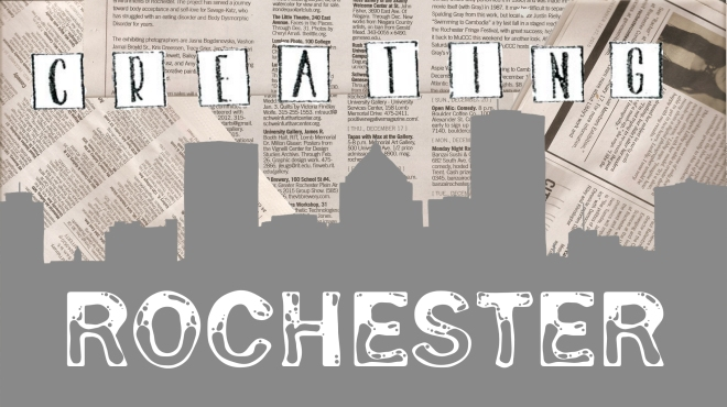 Creating Rochester_Title